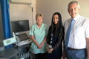 Benign breast lumps removed in minutes in new Hillingdon Hospital treatment